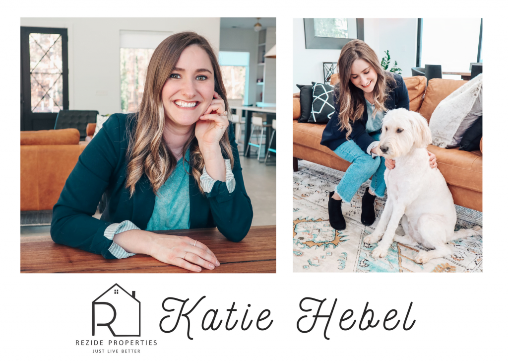 Meet Katie, the operations manager for our new home building company