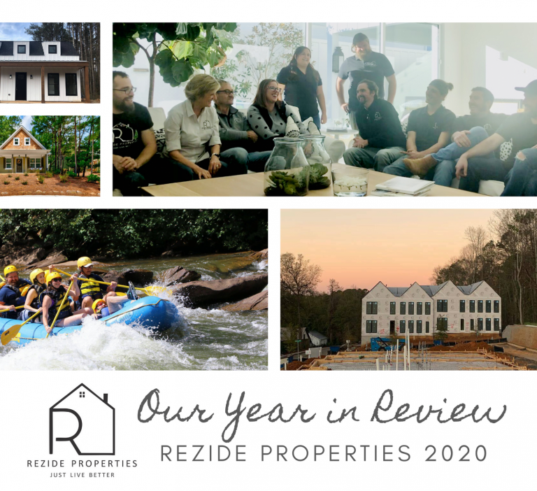 From custom homes tot new neighborhoods to adding new builders, these are some of our highlights from 2020
